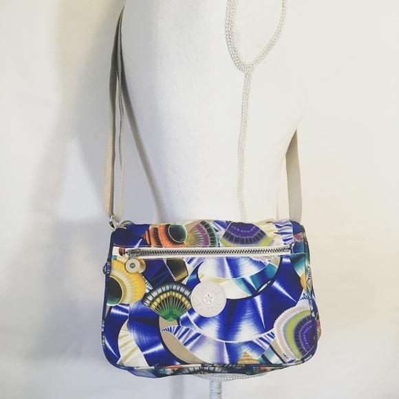 Kipling Handbags - Kipling Ocean Beach Crossbody Bag